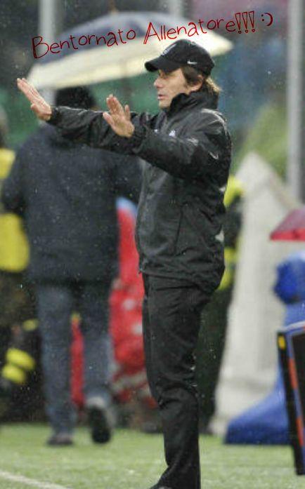 Bentornato, allenatore... welcomeback, Coach