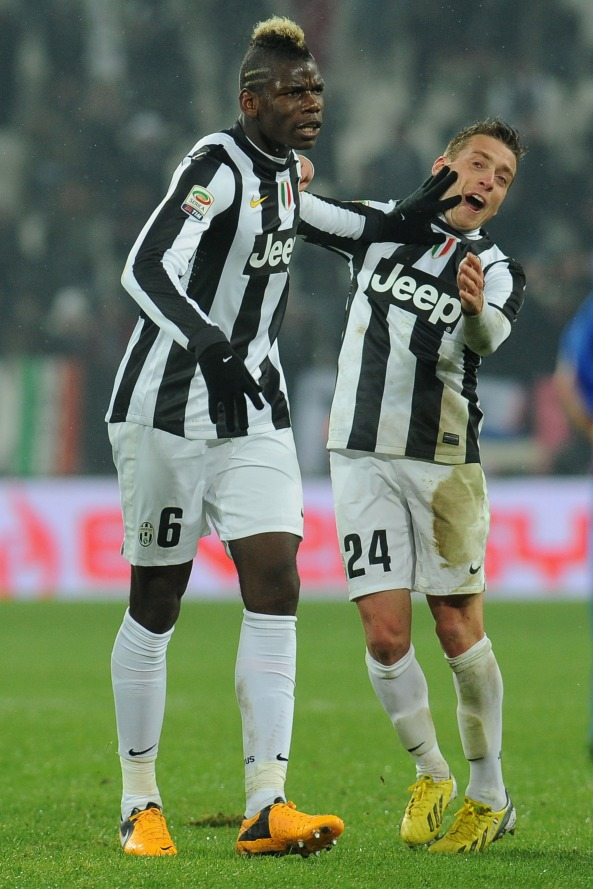 Only Pogba :)
