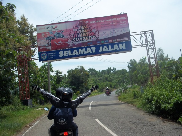 Arrivederci Pacitan. Hope to see you again, ASAP :D