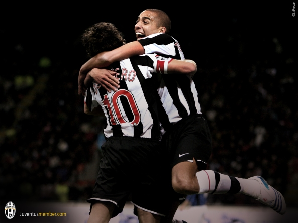 Duet di Musim 2007 - 2008. Musim Ketidakberuntungan La Vecchia Signora