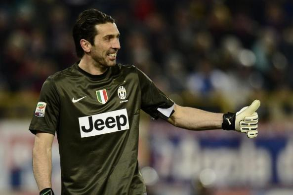 Captain Gigi Buffon
