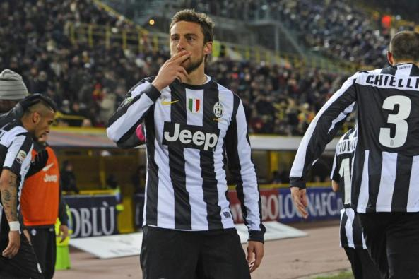 Second Goaler. Prince Marchisio