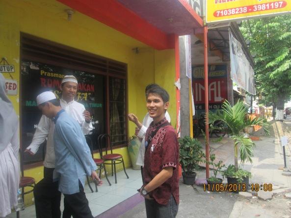 Masuk Depot Makan