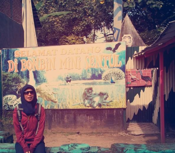 Welcome In Mini Zoo of Sentul, Blitar
