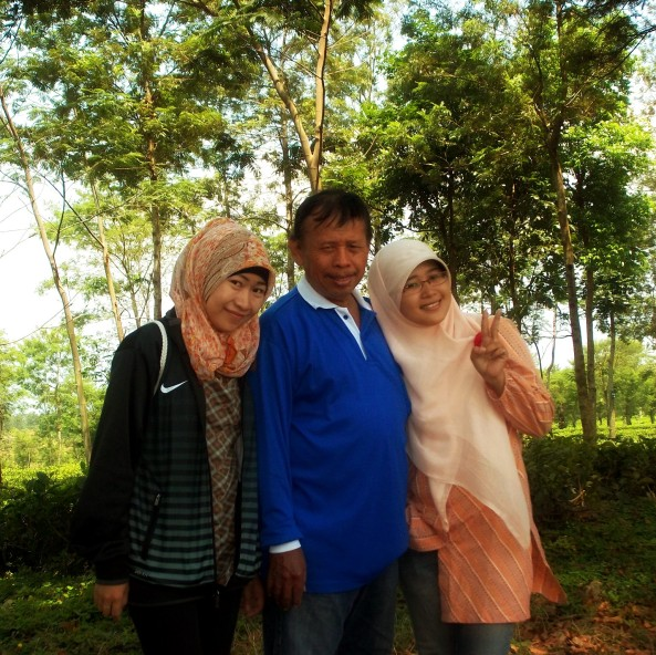 Three of Us :D