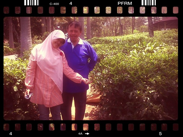 Sister & Father