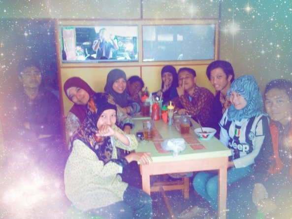 There's The Last When I With Them. Wishing all of you gonna be alrite, guys :) See you when I see you (again)!