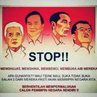 Hope The Best for Indonesia