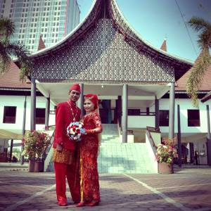 Me And Lovely Badly Hubby :*